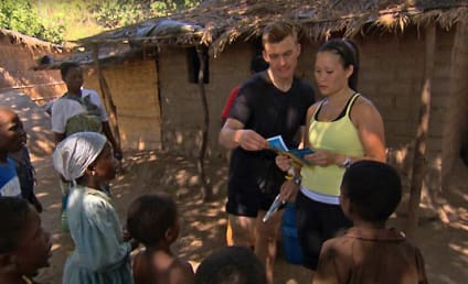The Amazing Race Review: Let's Get Physical