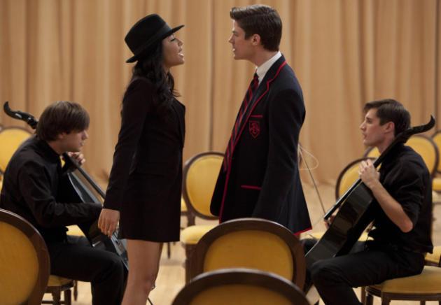 Singing Santana