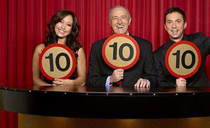 Dancing with the Stars Review: A Perfect Score! A Backstage Fight!