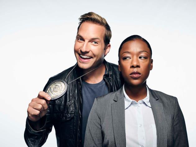 Ryan Hansen & Samira Wiley