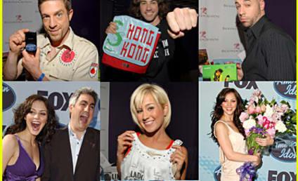 American Idol Stars Line Up for the Week Ahead