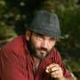 Russell Hantz Contemplates