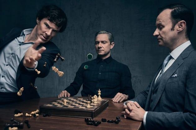 It's Not A Game Anymore - Sherlock Season 4 Episode 3