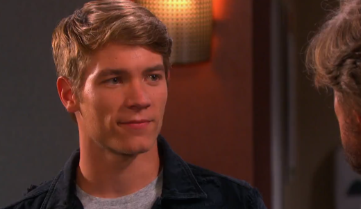 Lucas Adams as Tripp Dalton - Days of Our Lives