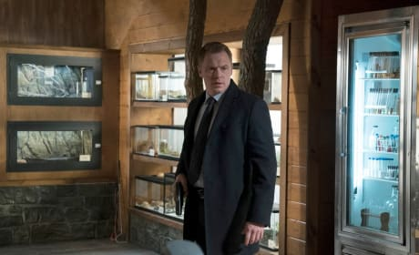Ressler finds the lair - The Blacklist Season 4 Episode 15