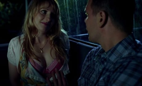 Melissa Rauch on True Blood