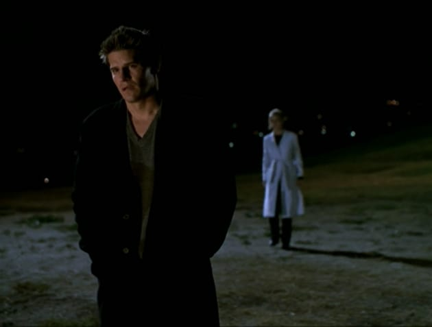 Angel's Sunrise Sacrifice - Buffy the Vampire Slayer Season 3 Episode 10