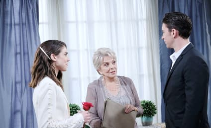 Days of Our Lives Review: Chad And Abigail's Swan Song