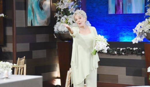 Julie's Ready For the Wedding - Days of Our Lives