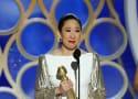 Grey's Anatomy Stars React to Sandra Oh's Golden Globes Win