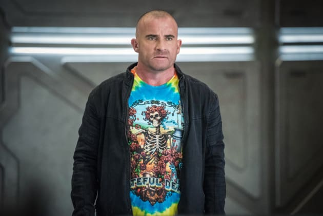 Captain Heatwave - DC's Legends of Tomorrow Season 3 Episode 14
