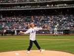 The First Pitch - Madam Secretary