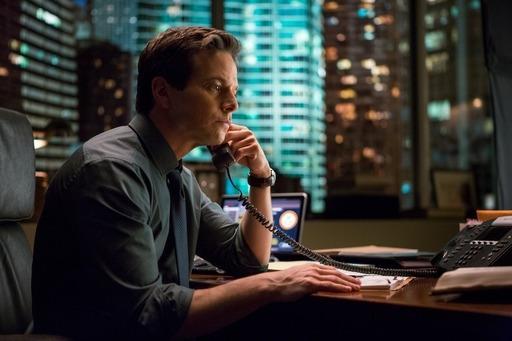 Scott Wolf on Perception Season 3