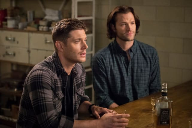 We Have Questions - Supernatural Season 14 Episode 13