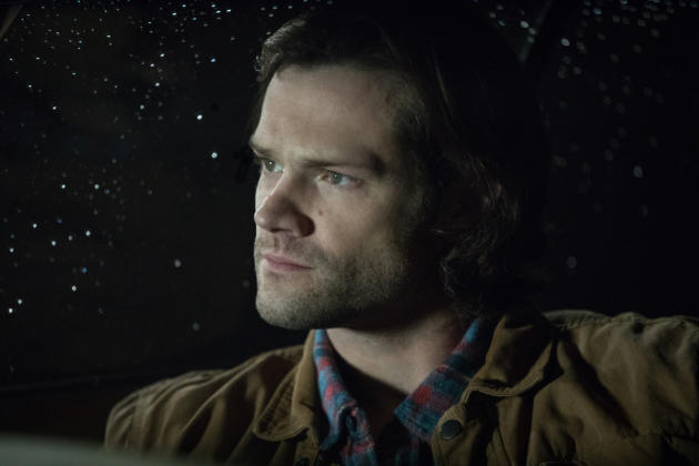 Looking out the window in the rain - Supernatural Season 12 Episode 12