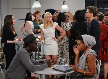 Watch 2 Broke Girls Season 2 Episode 10 Online