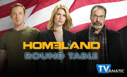 "Homeland Round Table: ""Marine One"""
