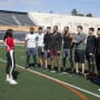 Football Drills - The Bachelorette