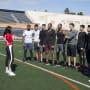 Football Drills - The Bachelorette