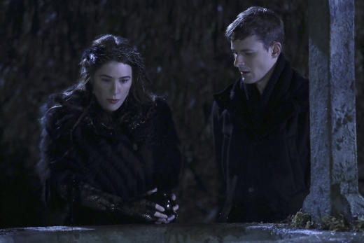 Fairy Troubles - Once Upon a Time Season 6 Episode 18
