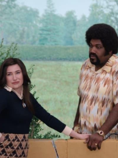 Agnes and Herb - WandaVision Season 1 Episode 3