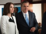 Florrick Family Drama - The Good Wife