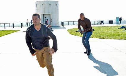 """NCIS: Los Angeles Episode Stills: """"Burned"""""""