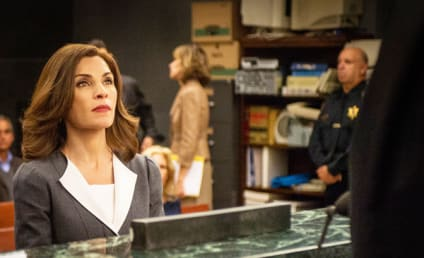 The Good Wife Season 6 Premiere: Will Diane Save Florrick/Agos?
