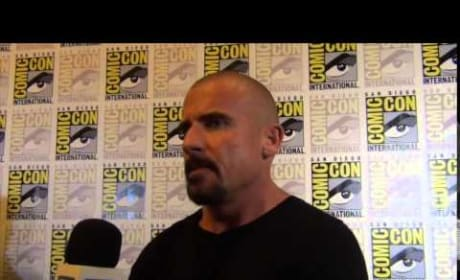 Dominic Purcell Previews Legends of Tomorrow