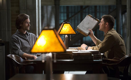 Catching Up - Supernatural Season 10 Episode 8