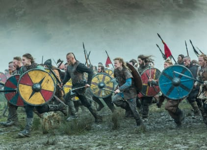 Watch Vikings Season 4 Episode 20 Online
