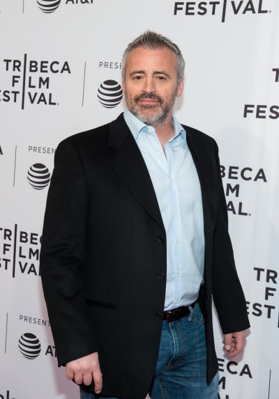 Matt LeBlanc Attends Event