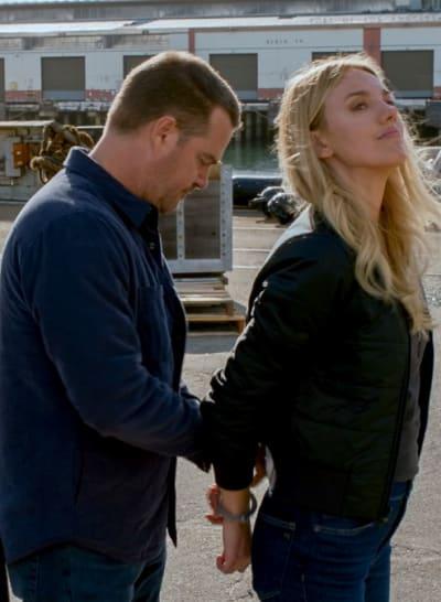 Tough Situation - NCIS: Los Angeles Season 12 Episode 12