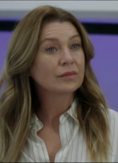 Parkinson Study  - Grey's Anatomy Season 18 Episode 1