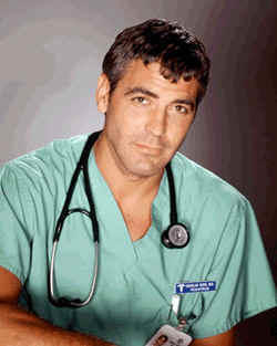 George in His ER Days