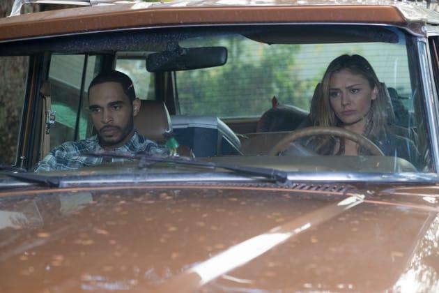 Megan and Xavier - The Arrangement Season 2 Episode 5