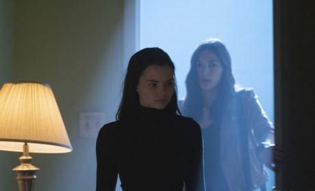 Ryn and Nicole - Siren Season 2 Episode 7
