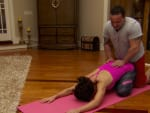 Teresa and Joe Practice Yoga - The Real Housewives of New Jersey