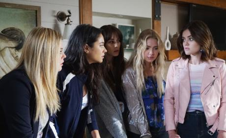 We Need To Come Clean! - Pretty Little Liars Season 7 Episode 11