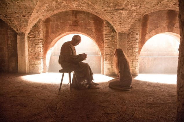 Cersei Begs for Her Life - Game of Thrones Season 5 Episode 10