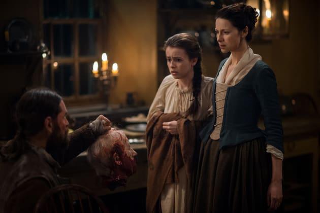 Outlander Season 3 Episode 11 Review: Uncharted - TV Fanatic