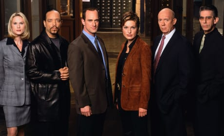 Law & Order: SVU Season 1 Cast