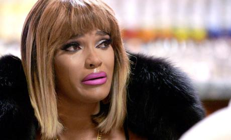 Sad Joseline Hernandez - Love and Hip Hop: Atlanta