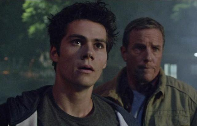Stiles and Dad at Eichen House