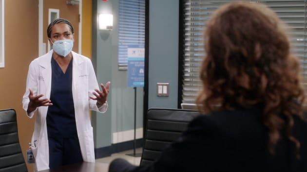 Grey's Anatomy: 17×2