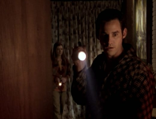Ted's Secret - Buffy the Vampire Slayer Season 2 Episode 11