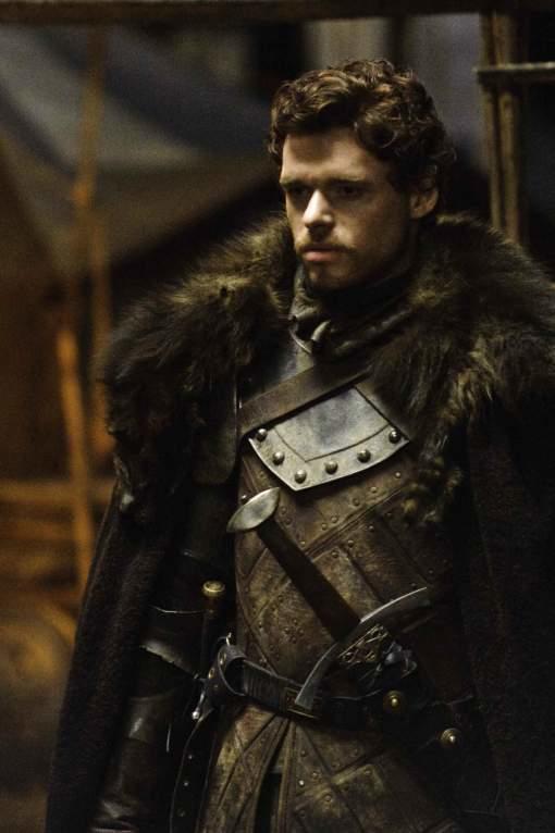 Angry Robb Stark