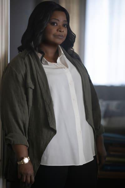 Octavia Spencer on Truth Be Told Season 2