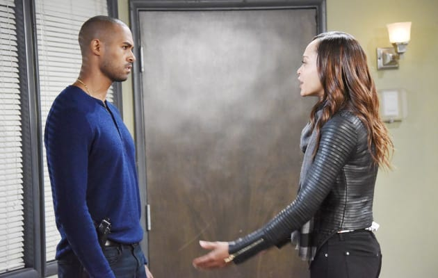 Eli and Lani - Days of Our Lives