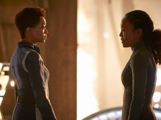 Michael and Mother - Star Trek: Discovery Season 2 Episode 11